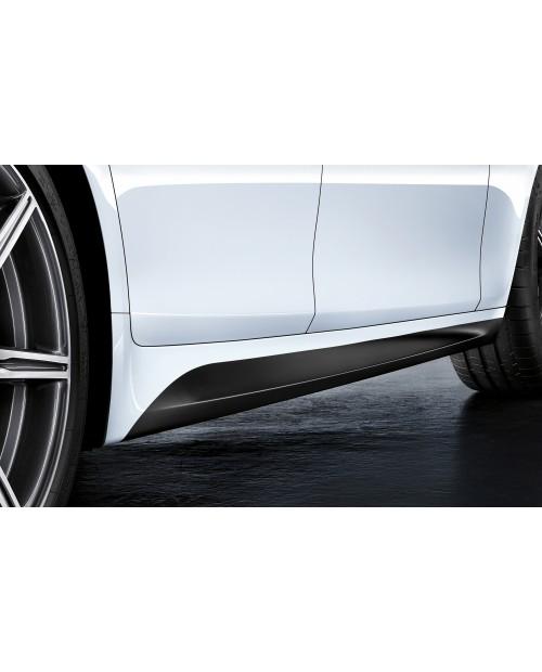 Aufkleber passend für BMW M Performance Aufkleber 2200mm 2 Stück Satz