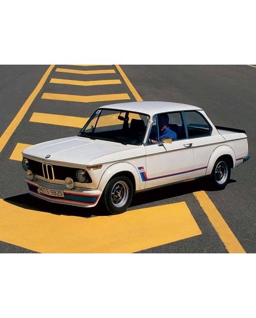 Aufkleber passend für BMW 2002 Turbo M Performance Seitenaufkleber Aufkleber Satz 8 Stück Satz