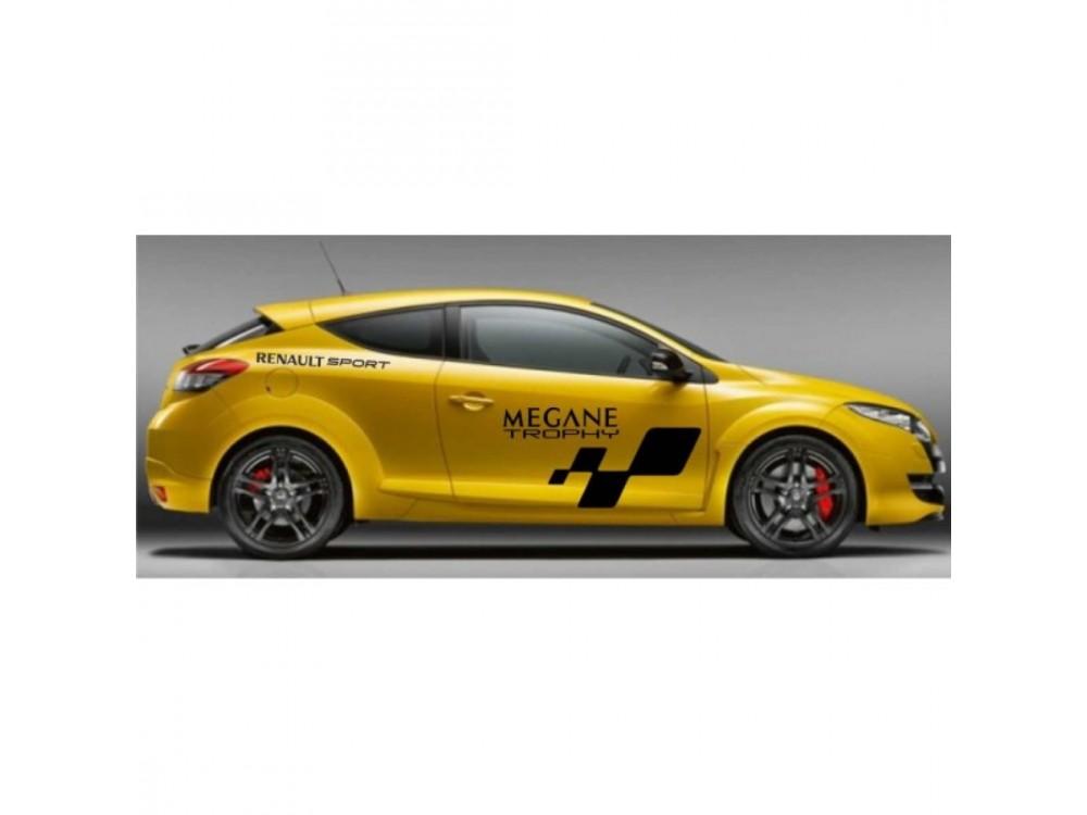 Aufkleber Passend Für Renault Megane Trophy Cup 2011 Full
