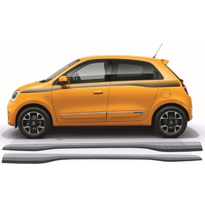 Aufkleber passend für Renault Twingo Seitenaufkleber Cosmic