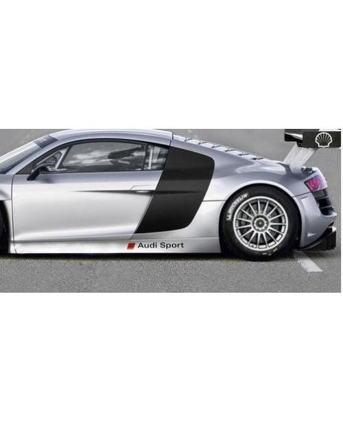 Aufkleber passend für Audi Sport 46cm Seitenaufkleber Aufkleber Satz