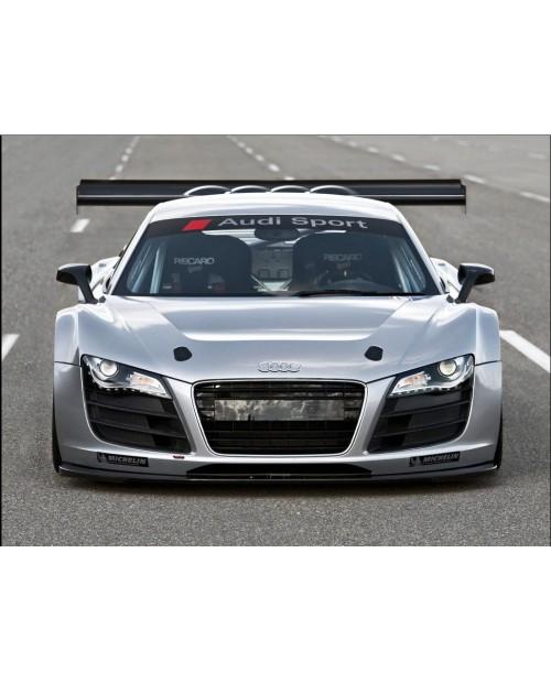 Aufkleber passend für Audi sport Frontscheiben Sonnenblendstreifen Aufkleber