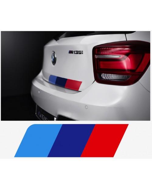Aufkleber passend für BMW M Performance Aufkleber Heckaufkleber