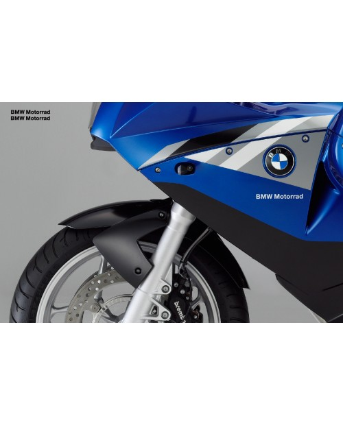 Aufkleber passend für BMW MOTORRAD Seitenaufkleber Aufkleber 12cm 2Stk. Satz