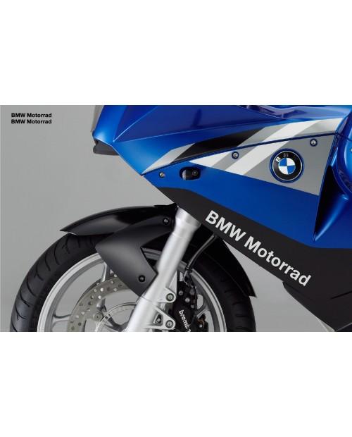 Aufkleber passend für BMW MOTORRAD Seitenaufkleber Aufkleber 30cm 2Stk. Satz