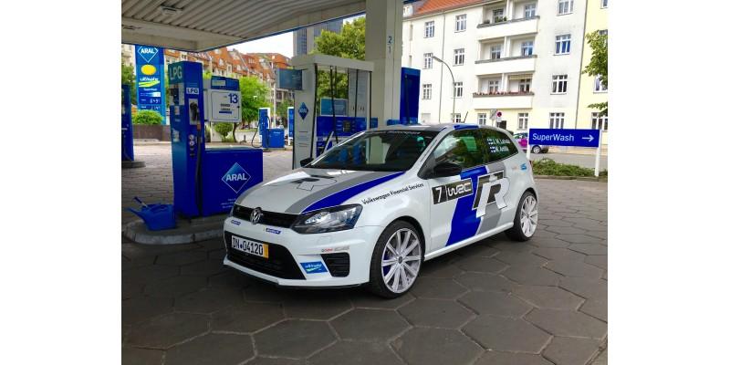 Polo WRC - VWG0129, VWG0056, VWG0004..