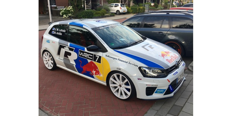 Polo WRC - VWG0127, VWG0129..