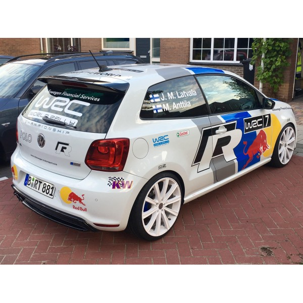 Polo WRC - VWG0034, VWG0003, VWG0129..