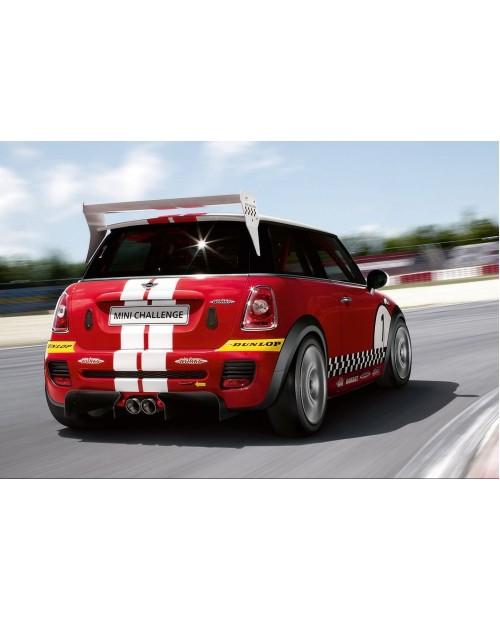 Aufkleber passend für MINI Challenge Cooper S Aufkleber Komplett Satz 20 Stk. Racing Race