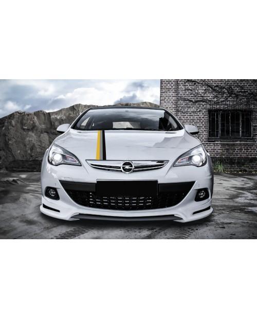 Aufkleber passend für Opel Motorsport Rally streifen Aufkleber 10cm x 125cm