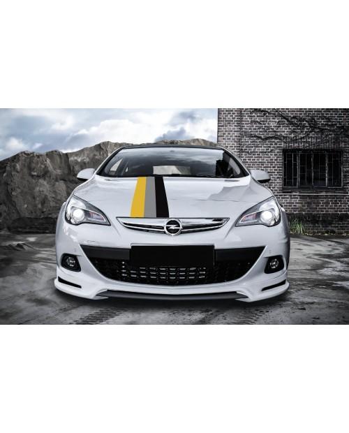 Aufkleber passend für Opel Motorsport Rally streifen Aufkleber 30cm x 125cm