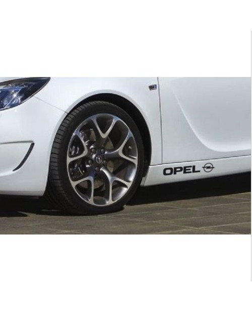 Aufkleber passend für Opel Seitenaufkleber Aufkleber Satz