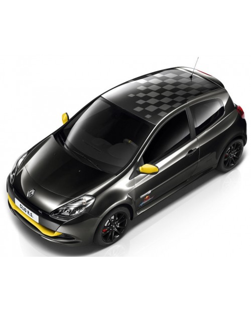 Aufkleber passend für Renault Clio Racing Aufkleber Satz Clio RS Sport RB7 2012 R.S.