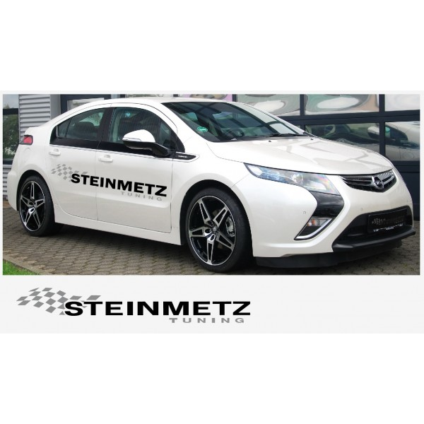 Decal to fit Steinmetz side decal set 2pcs, 1500mm
