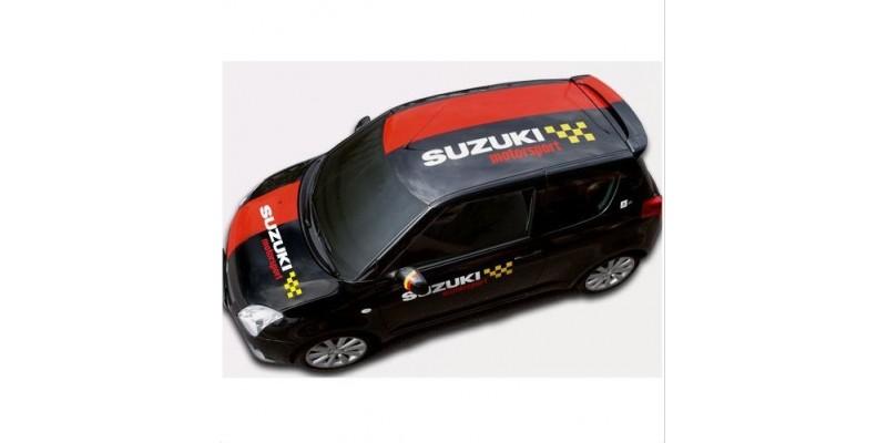 Decal to fit Suzuki Motorsport Sport Team decal Komplet set