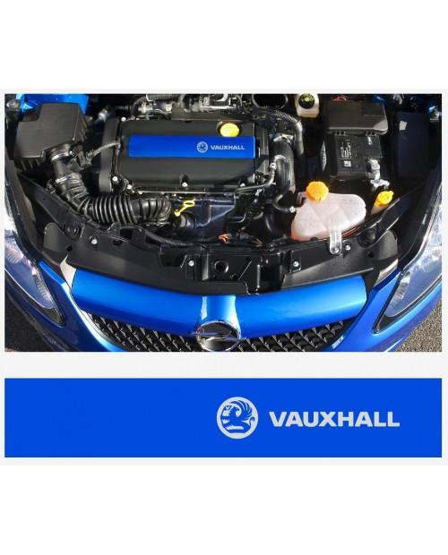 Aufkleber passend für VAUXHALL  Ventildeckel Aufkleber Vectra Corsa Astra Zafira A B C D E F G H