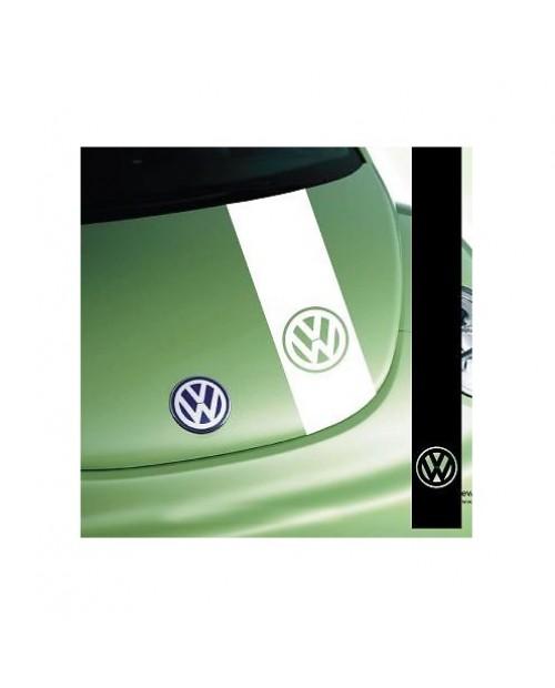 Aufkleber passend für VW Motorhaube haube Aufkleber Golf Beetle Polo Passat Bora Lupo