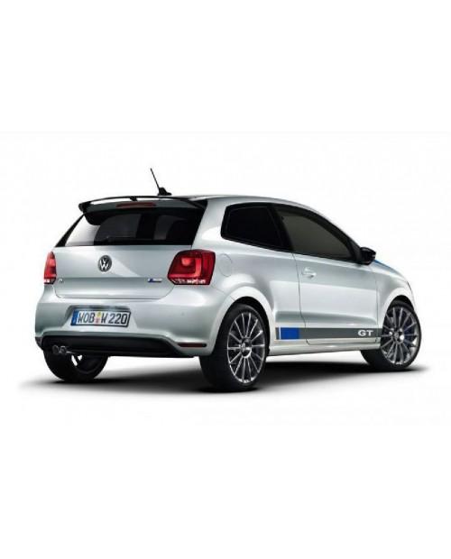 Aufkleber passend für VW Polo R GT Seitenaufkleber Aufkleber Satz