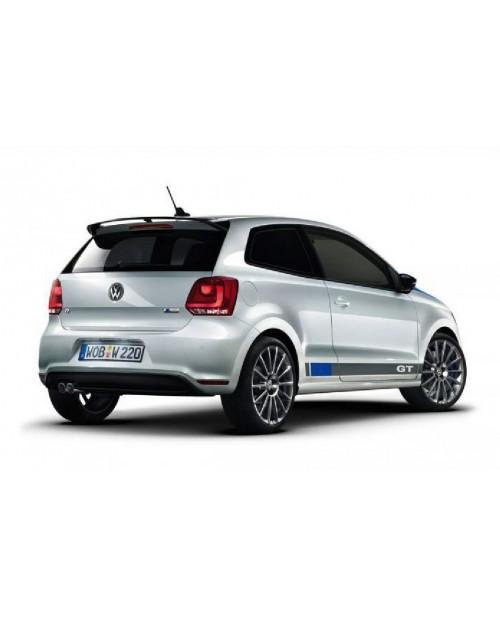 Aufkleber passend für VW Polo R GT Seitenaufkleber Haubenaufkleber Aufkleber Satz