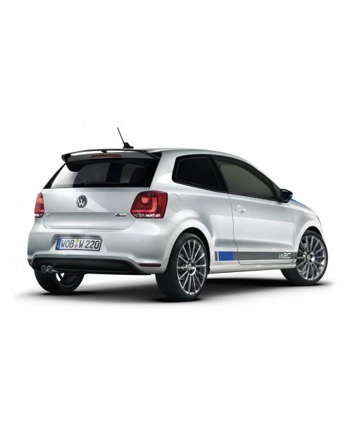 Aufkleber passend für VW Polo R WRC Seitenaufkleber Aufkleber Satz